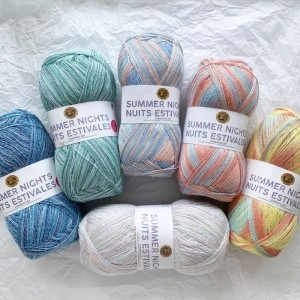 summer nights yarn